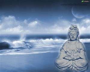 ocean buddha