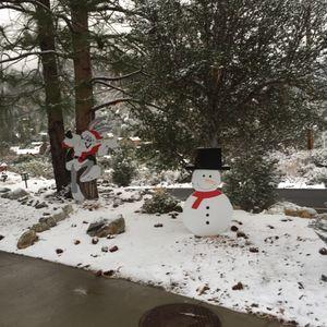 Bugs Bunny snow